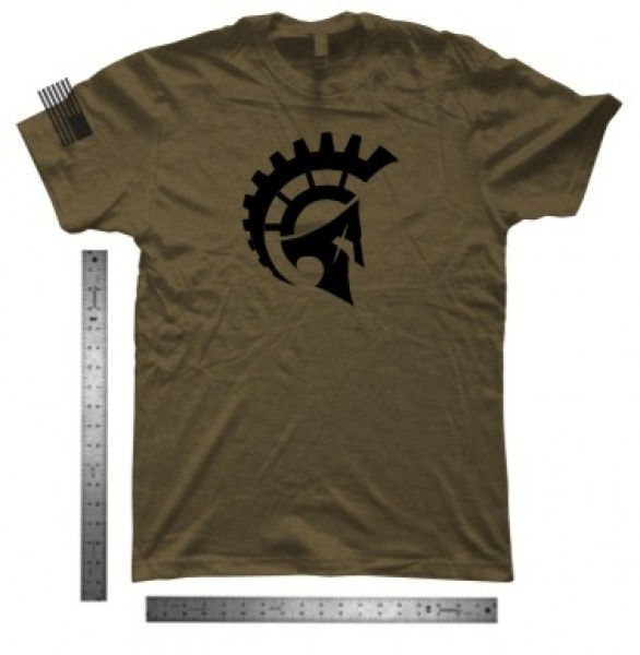 Classic OD Green Gear4Grunts Tee